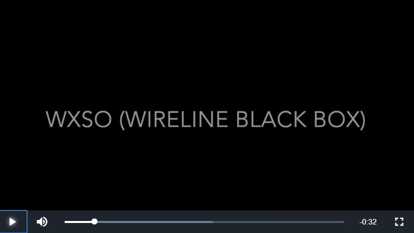 WXSO-Wireline Avionics Black Box
